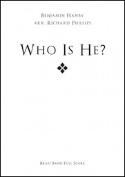 Who Is He? vocal score